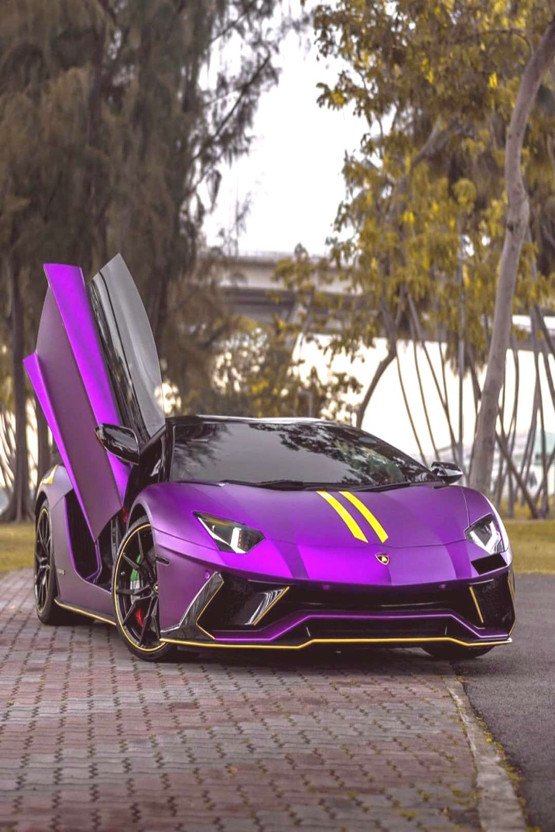 2nd Lamborghini Era Of V12 on April 21 2020 car and outdoor