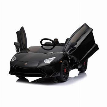 BABLE 12V Kids Electric Car Kids Ride On Car, Electric