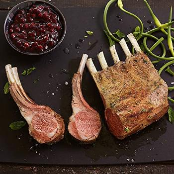 Grass Fed Rack of Lamb, 1 count, 1.75-2.25 lb from Kansas