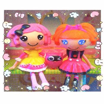 Photo shared by Oh my dolls on April 04 2020 tagging and