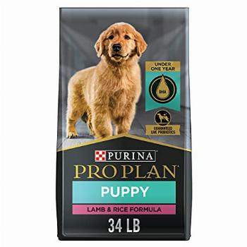 Purina Pro Plan High Protein Puppy Food DHA Lamb & Rice