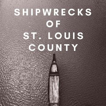 SLCHS on April 24 2020 possible text that says SHIPWRECKS OF ST L