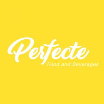 Stephano Rubio on April 20 2020 text that says Perfecte Food and