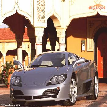 Super car on April 24 2020 car and outdoor