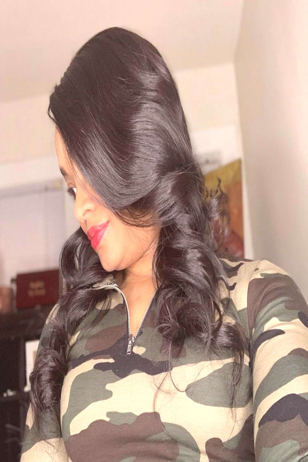 A1 Luxury Brazilian Hair on April 23 2020 one or more people clos