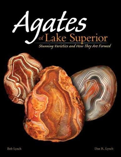 Agates of Lake Superior Stunning Varieties and How They Are