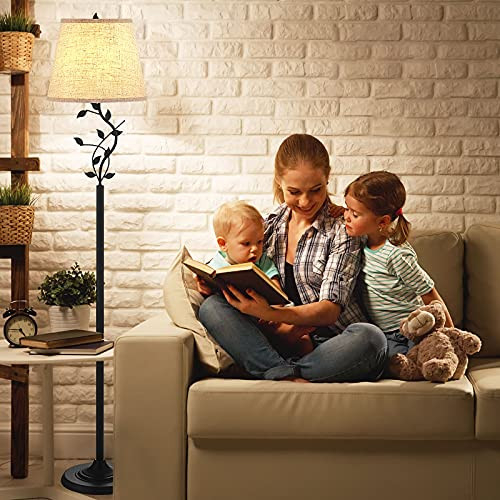 Floor Lamps for Bedrooms Tall - Traditional Standing Lamp