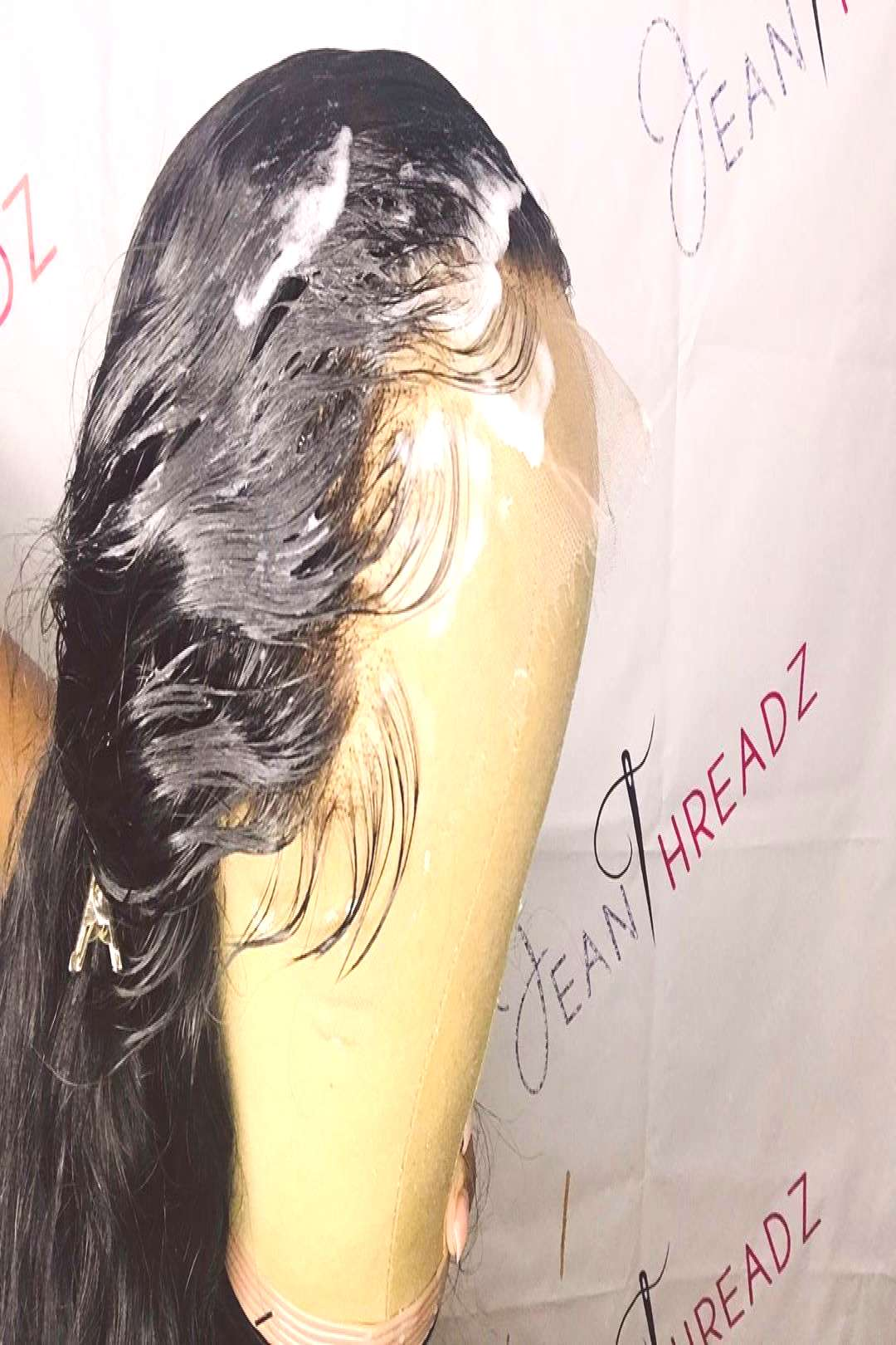 HairbyJeanThreadz on April 21 2020 one or more people