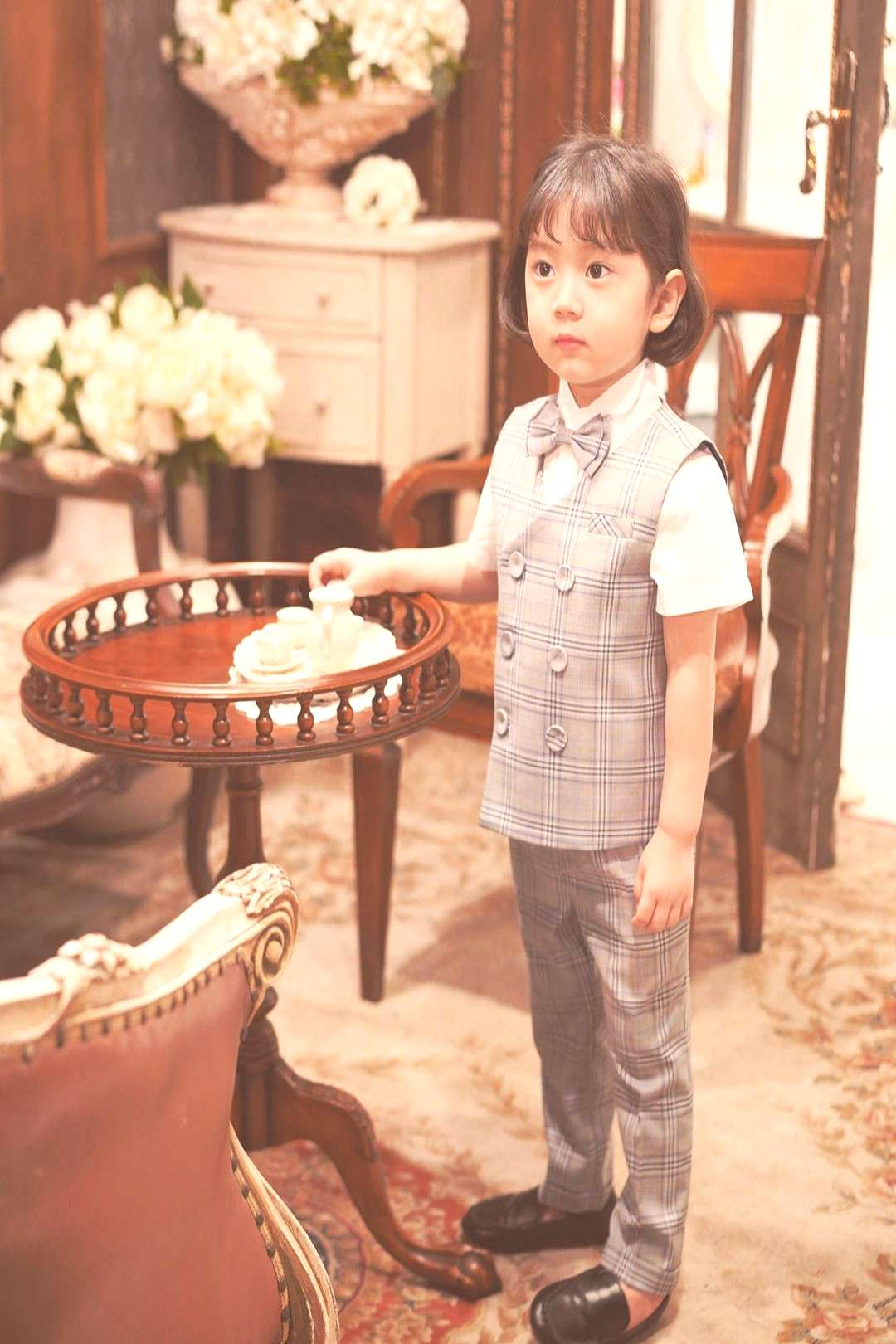 Jeongwon CHOI on April 22 2020 1 person standing sitting shoes an