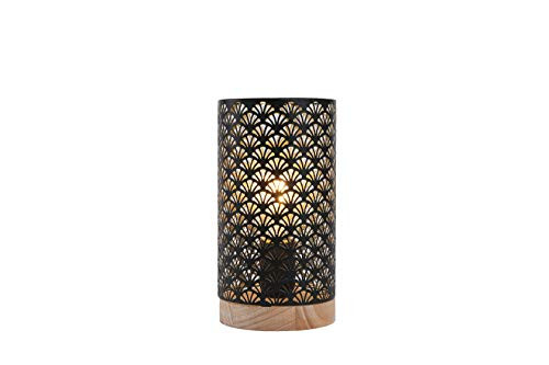 JHY DESIGN Metal Lamp Battery Powered 8.5High Accent