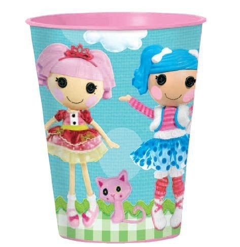 Lalaloopsy Party Souvenir Cups 12 Pack