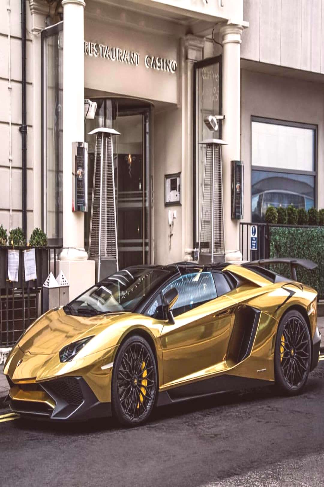 Lamborghini on April 20 2020 car