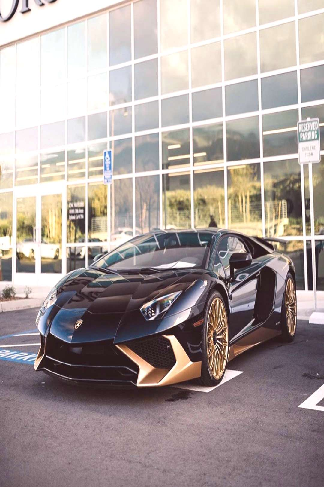 Lamborghini Reposts on April 22 2020 car and outdoor