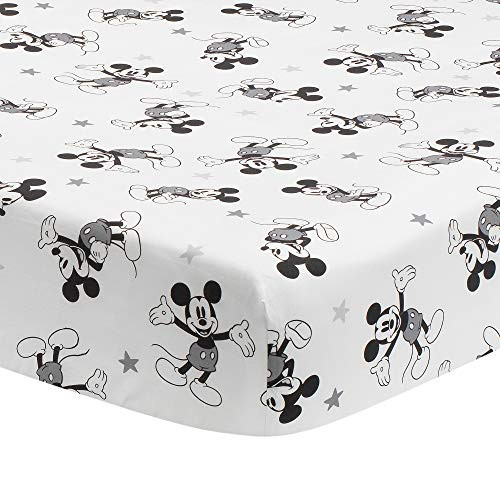 Lambs amp Ivy Disney Baby Magical Mickey Mouse 3-Piece Crib