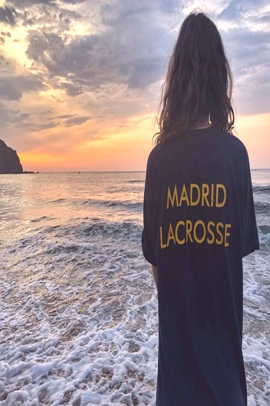 Madrid Lacrosse on April 22 2020 one or more people people standi