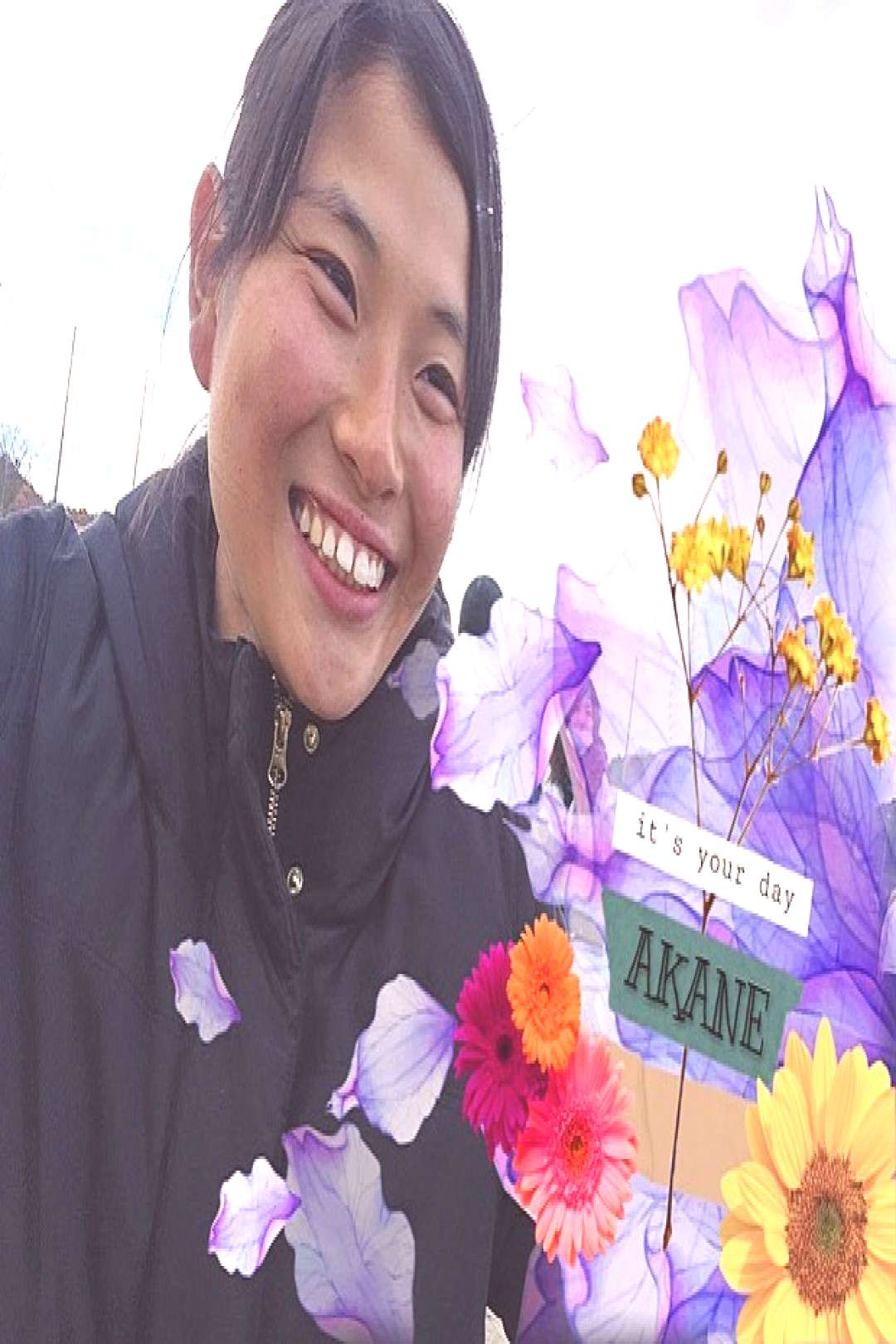 on April 21 2020 1 person flower outdoor and nature