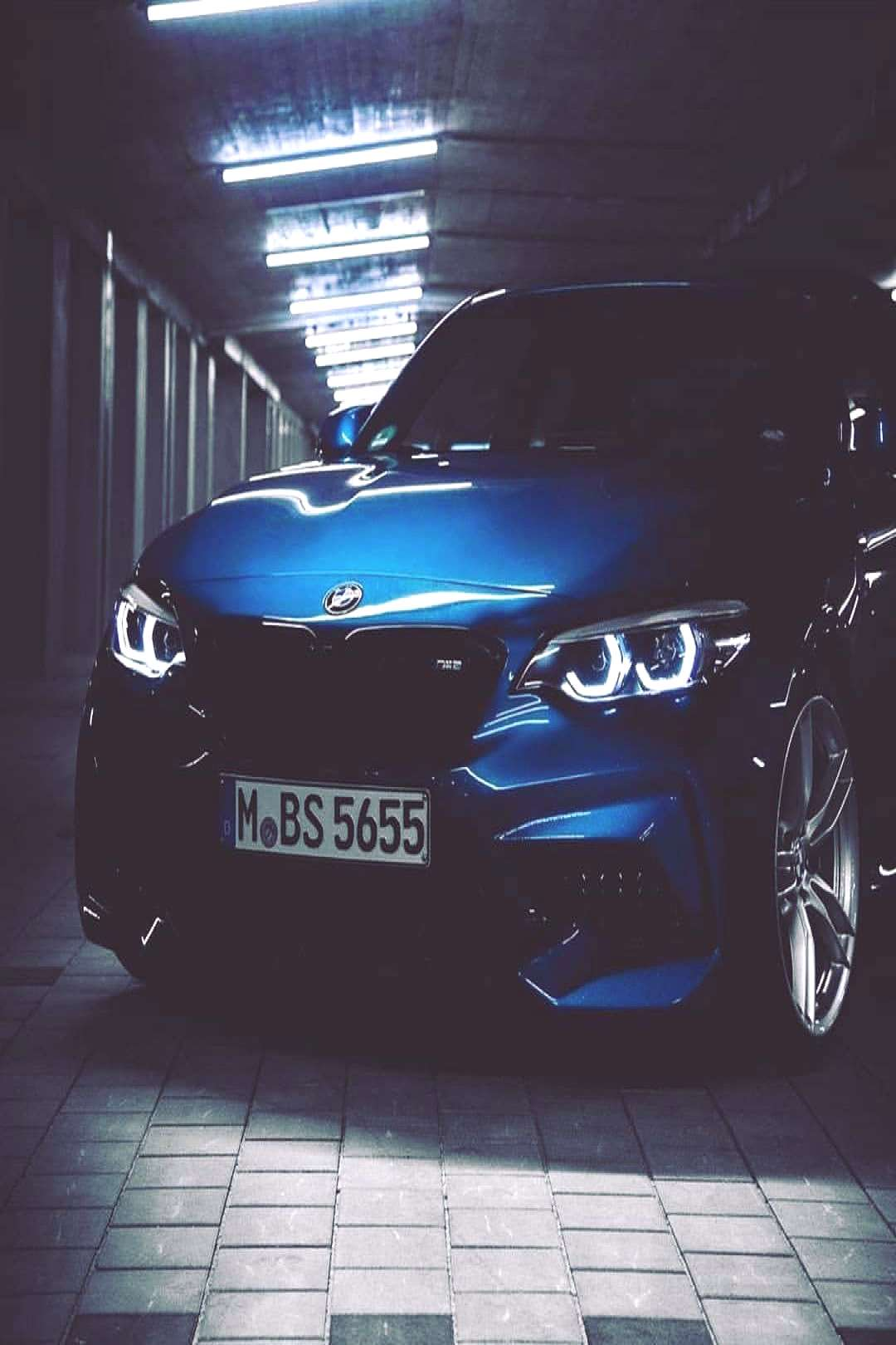 Photo shared by BMW on April 20 2020 tagging 1power car