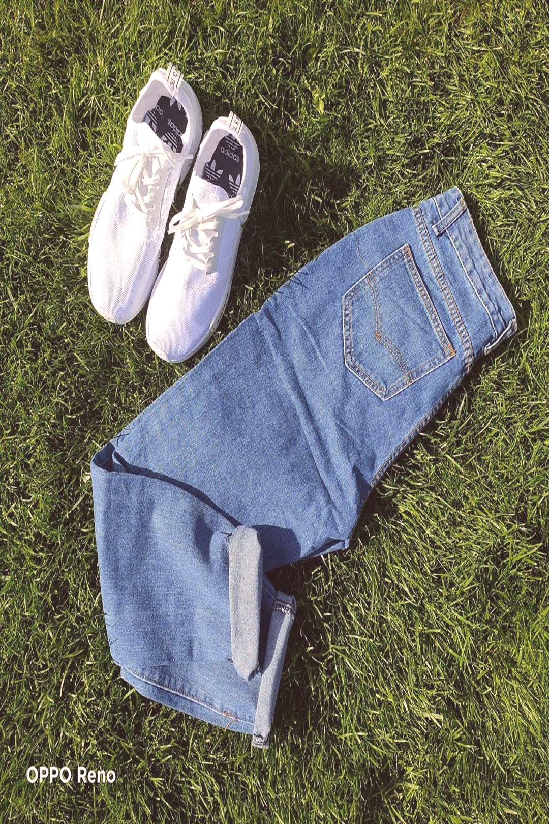 streetwear sneakers on April 21 2020 shoes grass and outdoor text