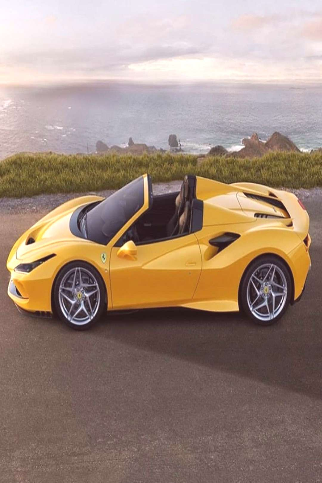THE RICH on April 23 2020 car and outdoor