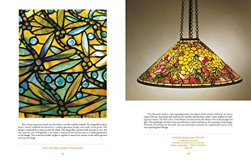Tiffany By Design An In-depth Look At Tiffany Lamps