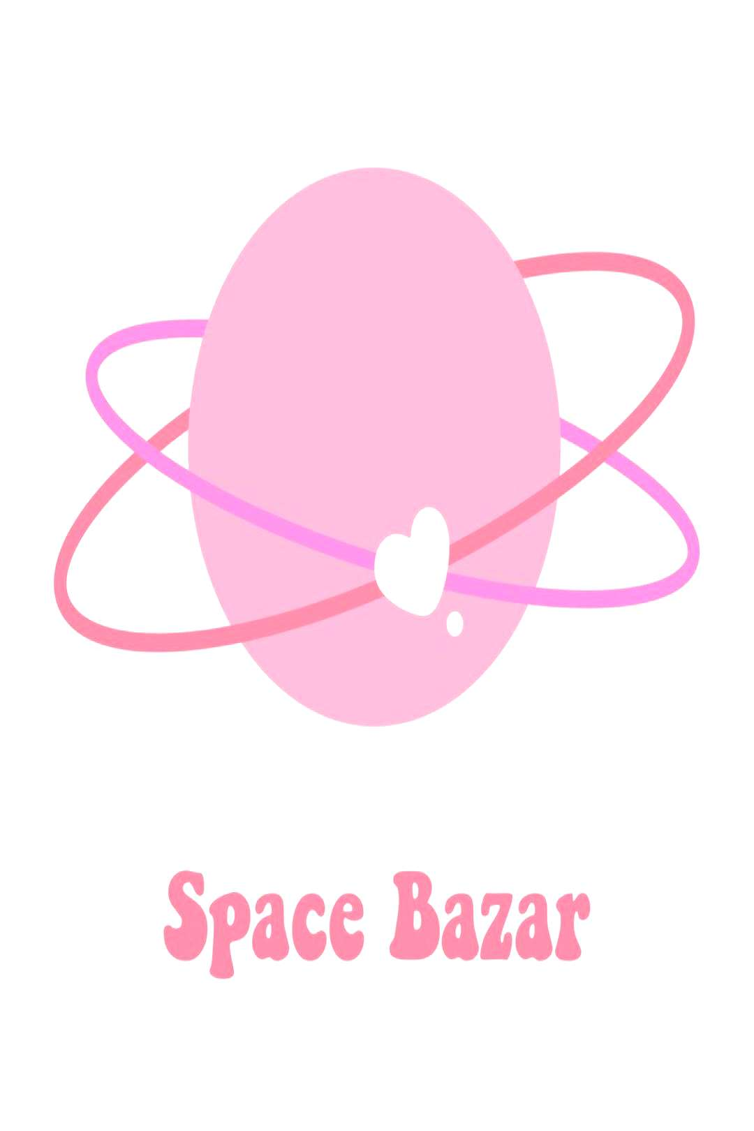 Yoon on April 20 2020 possible text that says Space Bazar